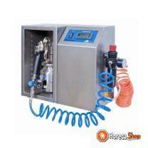 Chocolade spuitmachine   spraychoc micro   1 liter   340x180x390(h)mm