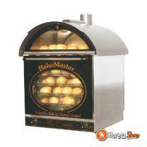 Aardappel oven 60+60 aardappelen - 660x600x(h)880mm - 230v/3kw