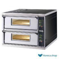 Elektrische pizzaoven ideck d 105.105 digital