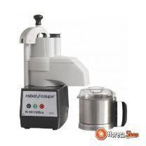 Combi cutter & groentesnijder    r301 ultra   650w   3,7 liter   snelheid: 1500 rpm