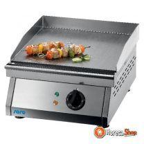 Plaque de cuisson électrique  modèle fry top 400