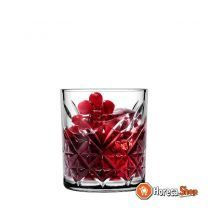 Whiskyglas 21 cl timeless (set van 12)